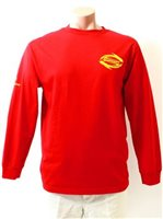 SeaHawaii Long-Sleeve T-shirt [Honu / Red]