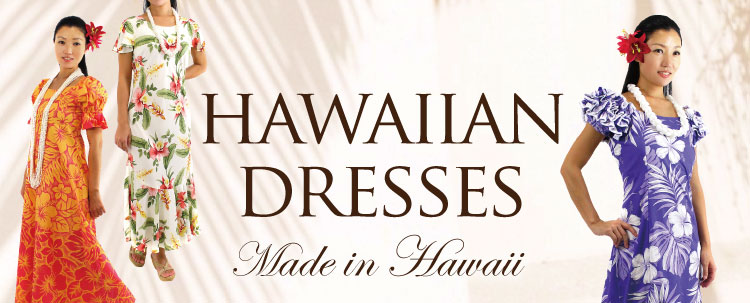Hawaiian Dresses Amp Muumuu Free Shipping From Hawaii