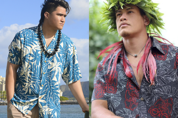 Hawaiian Clothing. Menu0027s Clothing  sc 1 th 183 & Hawaiian DressesMuu MuusHula Supply   AlohaOutlet