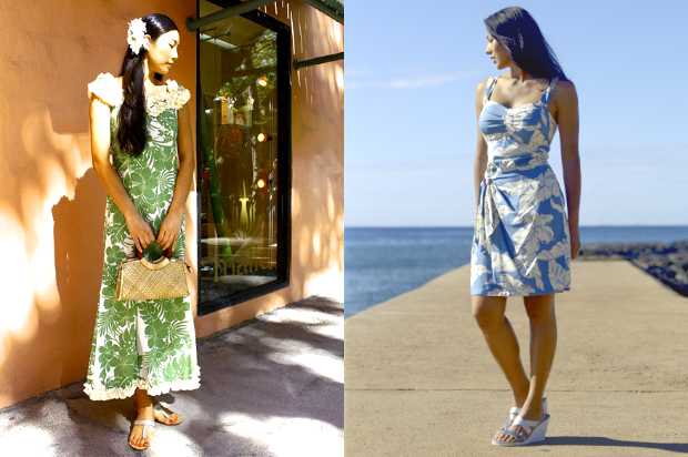 Samoan Party Dresses