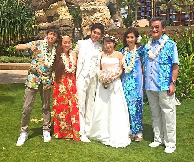 挙式:ハワイ オアフ島 Aulani Disney Resort \u0026 Spa