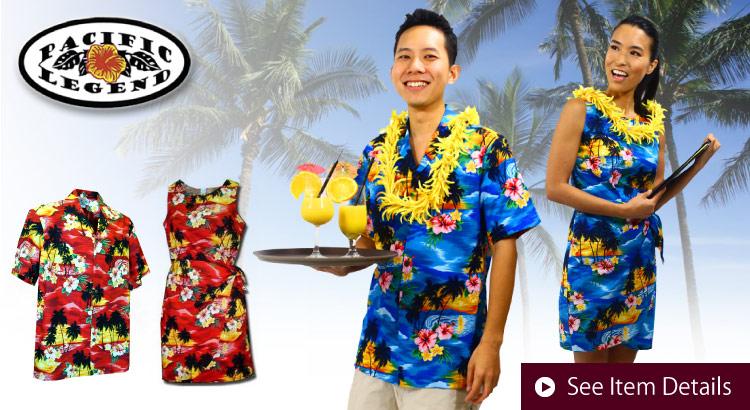 Hawaiian Uniforms Free Shipping From Hawaii