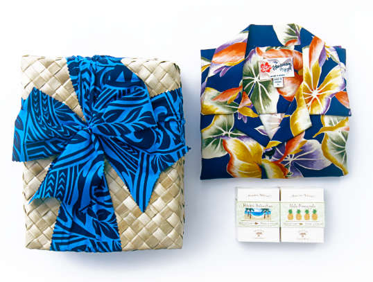Lauhala Box Gift Wrapping Service