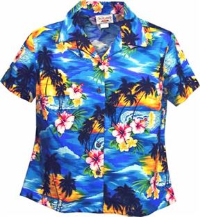 Couple Matching Hawaiian Shirts for Events