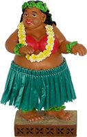KC Hawaii Sweet Wahine Dashboard Doll
