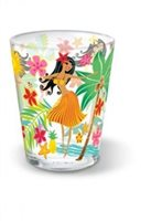 Island Heritage Island Hula Honeys Shot Glass