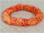 Orange Alii Headband (Haku Lei)
