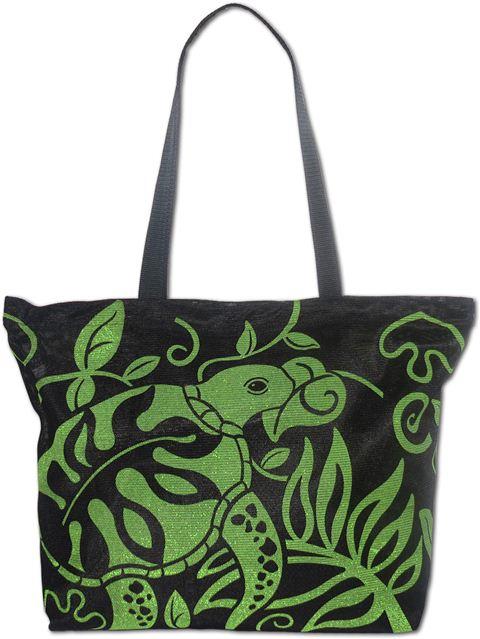 f8c524fdf3 Honu Hawaiian Mesh Bag