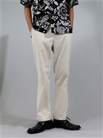 Tori Richard Augusta Ivory Tencel/Cotton Men's Pant