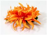 Spider Lily (Large) Hair Clip [Orange]