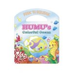 Island Heritage Peek 'N Squeek Humu's Colorful Ocean [Board Book]