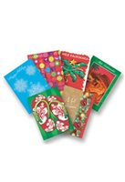 Island Heritage Assorted Pack 5 Value Pack Christmas Card 24 cards