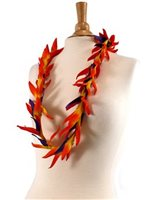 Bird of Paradise Lei