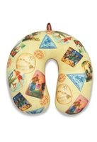 Island Heritage Nostalgic Hawai'i Island Travel Pillow
