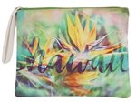 Bird of Paradise Clutch Bag