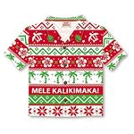 Island Heritage  ISLAND UGLY SWEATER Aloha Shirt Boxed Christmas Cards