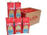 Lion Coffe Flavored Coffee 5 flavors of your choice [10oz 15 pack]