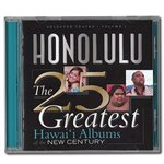 [CD] Various Artists The 25 Greatest Hawaii Albums