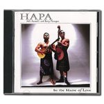 [CD] HAPA In The Name Of Love