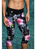 Mahiku Activewear Waiuli Yoga Capri Leggings