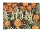 Angels by the Sea Aloha Pineapple Placemat