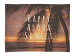 Angels by the Sea Happy Aloha Sunset Placemat