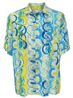 Jams World Ocean Party Men's Hawaiian Shirt