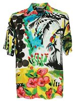[Spring 2018] Jams World Parrot Cove Men's Hawaiian Shirt
