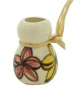 Ipu Plumeria Colorful Christmas Ornament
