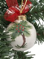 Coco Palm  Christmas Ornament