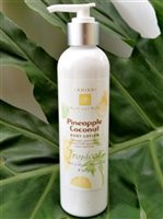 Lanikai Bath and Body Body Lotion 8 oz. [Pineapple Coconut]