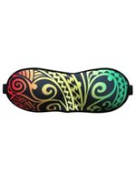 Rasta Tribal  Sleep Mask