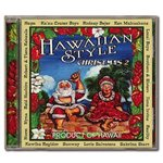 [CD] Various Artists Hawaiian Style Christmas 2
