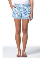 Tori Richard La Bamba C-Sadie Multi Cotton Women's Short