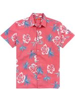 Tori Richard So Fresh Guava Cotton Lawn Pucker Men's Hawaiian Shirt