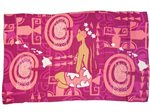 [Hawaii Exclusive] Hinano Tahiti Pilikea Berry Screen Printed Pareo