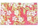 [Hawaii Exclusive] Hinano Tahiti Lala Coral Screen Printed Pareo