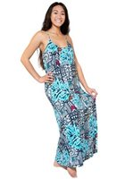Hinano Tahiti Grace Star Gazer Maxi dress