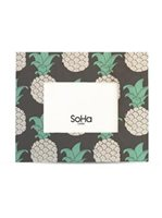 SoHa Living Pineapple Brown Picture Frame