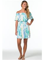 Tori Richard Straight Up Aloe Modal Spandex Jergey Women's Annalise Dress
