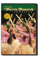 [DVD] Merrie Monarch 2018 DVD Set