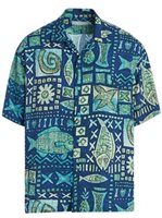 [Cruise 2018] Jams World Anahola Bay Men's Hawaiian Shirt
