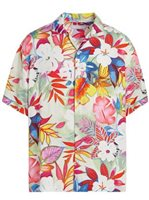[Summer 2018] Jams World Luau Celadon Men's Hawaiian Shirt