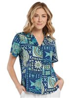 [Summer 2018] Jams World Anahola Bay Print Top