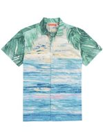 Tori Richard Perfect Day Natural Cotton Lawn Men's Hawaiian Shirt