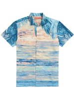 Tori Richard Perfect Day Sunset Cotton Lawn Men's Hawaiian Shirt