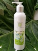 Lanikai Bath and Body Body Lotion 8.5 oz [Coconut Lime Verbena]