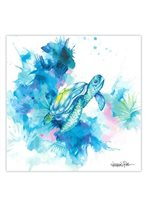 Lauren Roth Honu Dreams Canvas Art