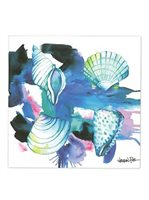Lauren Roth Shells Canvas Art