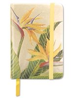 Island Heritage Bird of Paradise Foil Note Book with Elastic Band S/M